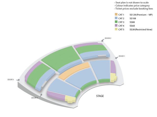 JUMP Seating Plan