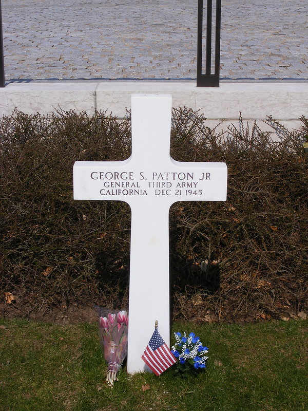 Picture from Luxembourg American Cemetery