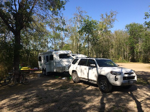Moose Mountain Campsite