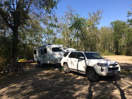 Moose Mountain Campsite