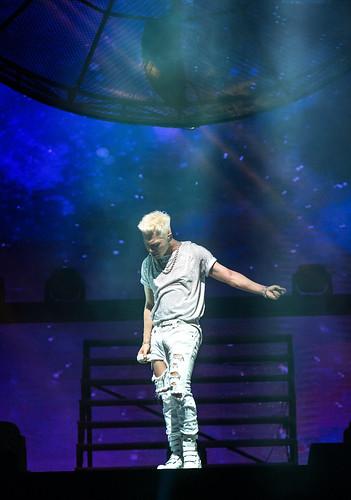 Taeyang 2017 World Tour 'WHITE NIGHT' in Hong Kong 2017