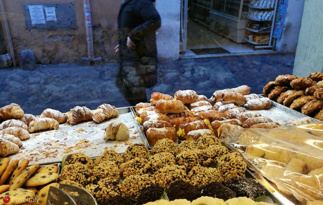 Panetteria Romana e Spaccio Pasta