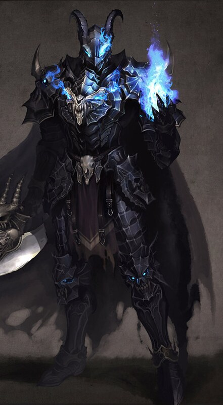 Death Knight Psionic Death Knight 4e Class Variant