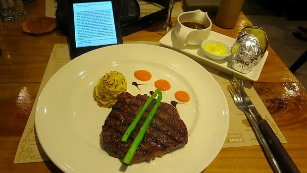 Popular Pattaya Steak Restaurants