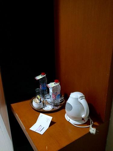Fasilitas hotel sahid mandarin pekalongan