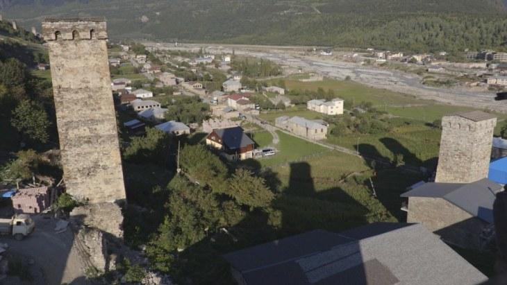 Georgian Svan towers7