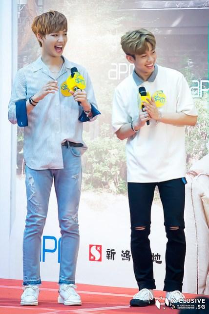 MXM (Youngmin & Donghyun)