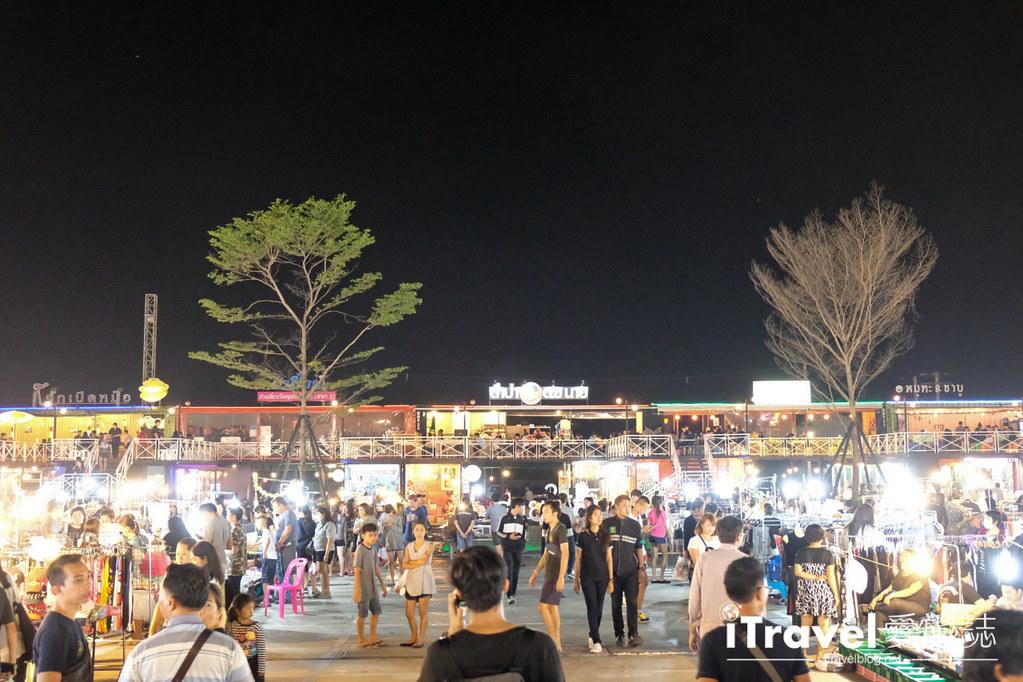 曼谷空佬2号夜市 Klong Lord 2 Market 17