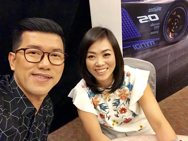 Sesi Temubual Bersama Kiki Poh Anak Malaysia Pertama Bekerja Dengan DISNEY PIXAR