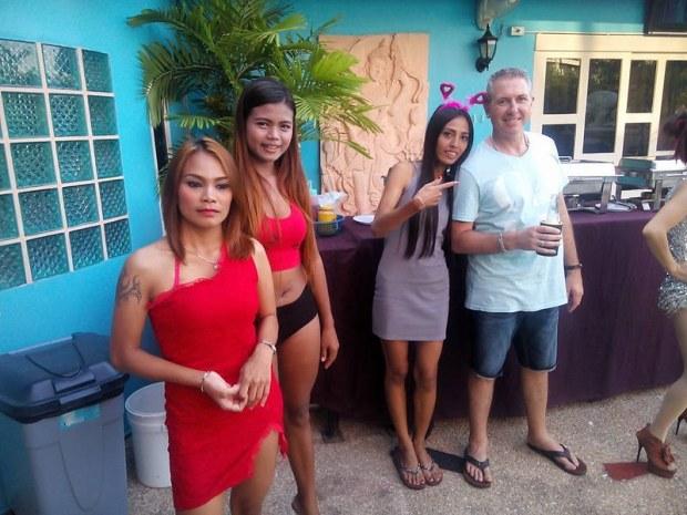Birthday Party Pattaya style