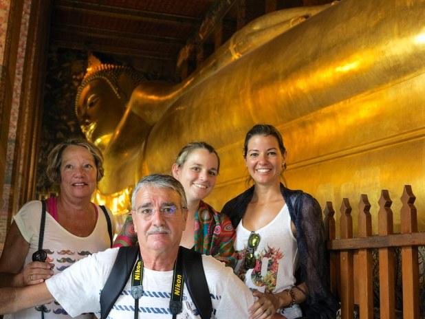 Visita al Wat Pho