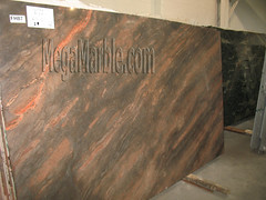 copper dones Quartzite Countertop Slabs