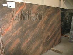 copper dones Quartzite Countertop Slabs