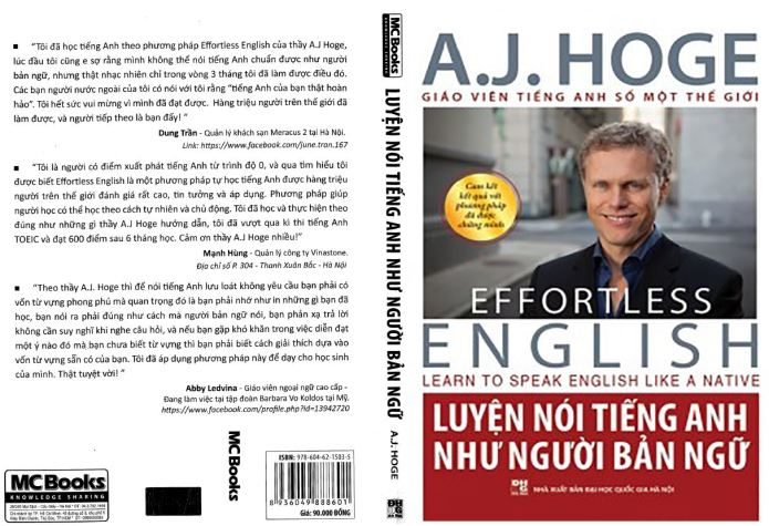 Luyện nói tiếng anh như người bản ngữ - A.J.HOGE