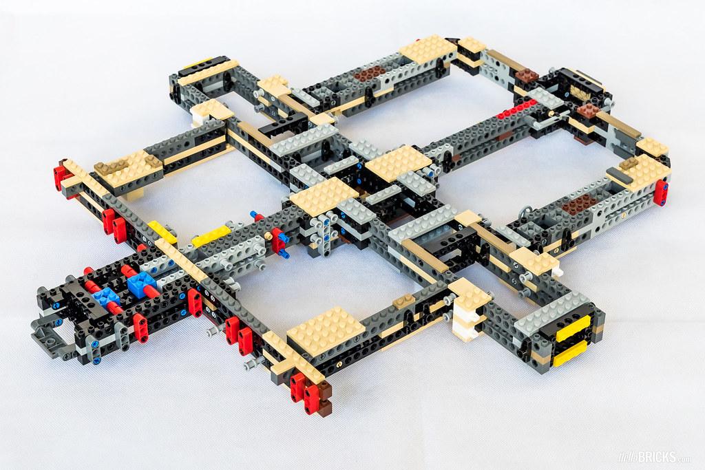 lego star wars ucs millennium falcon 10179 instructions