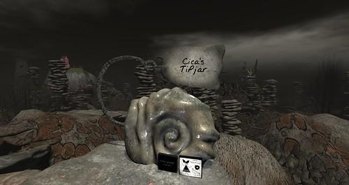 Cica's Tip Jar