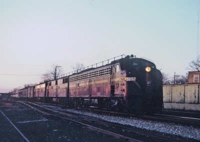 Some Passenger Trains from the 1960s by Roger Puta -- 5 Photos