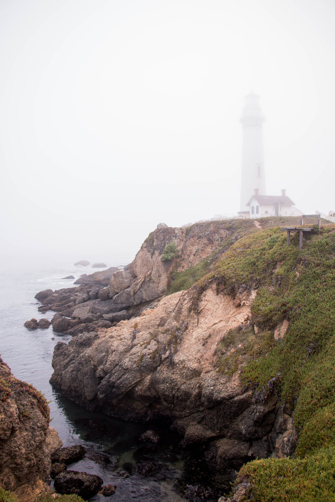 08.26. Pigeon Point Lighthouse