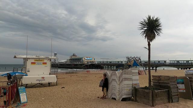 NCN2 Trip - Bournemouth pier