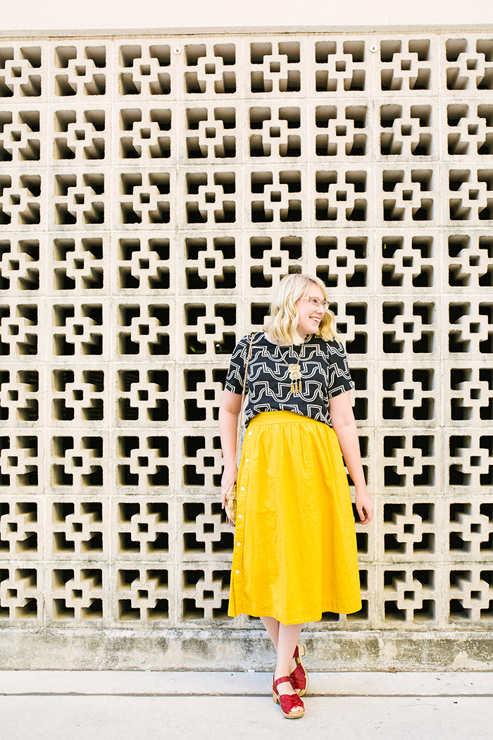 austin fashion blogger writes like a girl vintage geometric top3