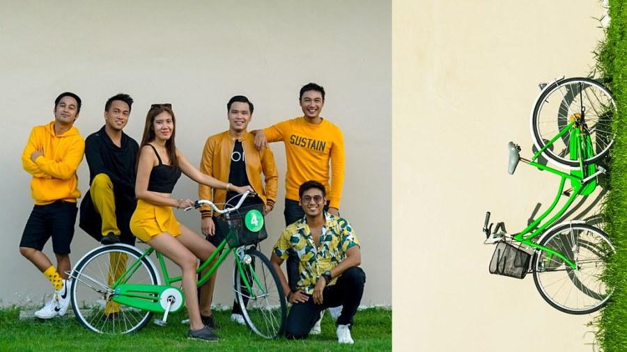 Biking at Pradera-1