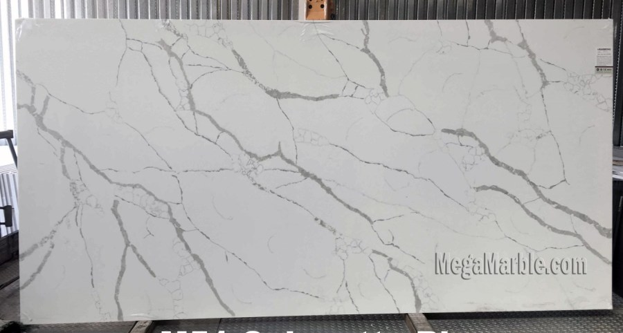 Quartz countertops that look like calacatta marble