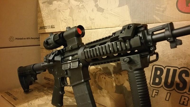 Bushmaster Predator Red Dot Magnifier