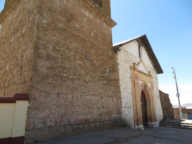 Templo San Juan Evangelista de Ácora (Prelatura de Juli)
