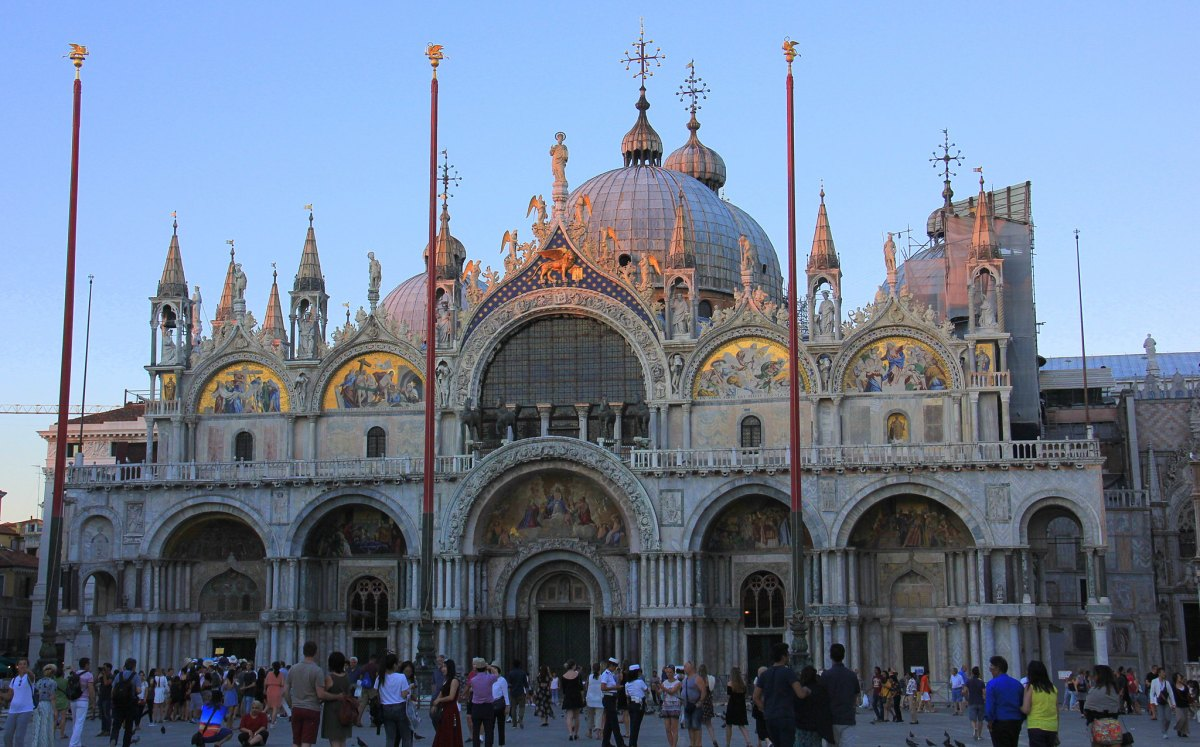 St Marks Cathedral in Venice