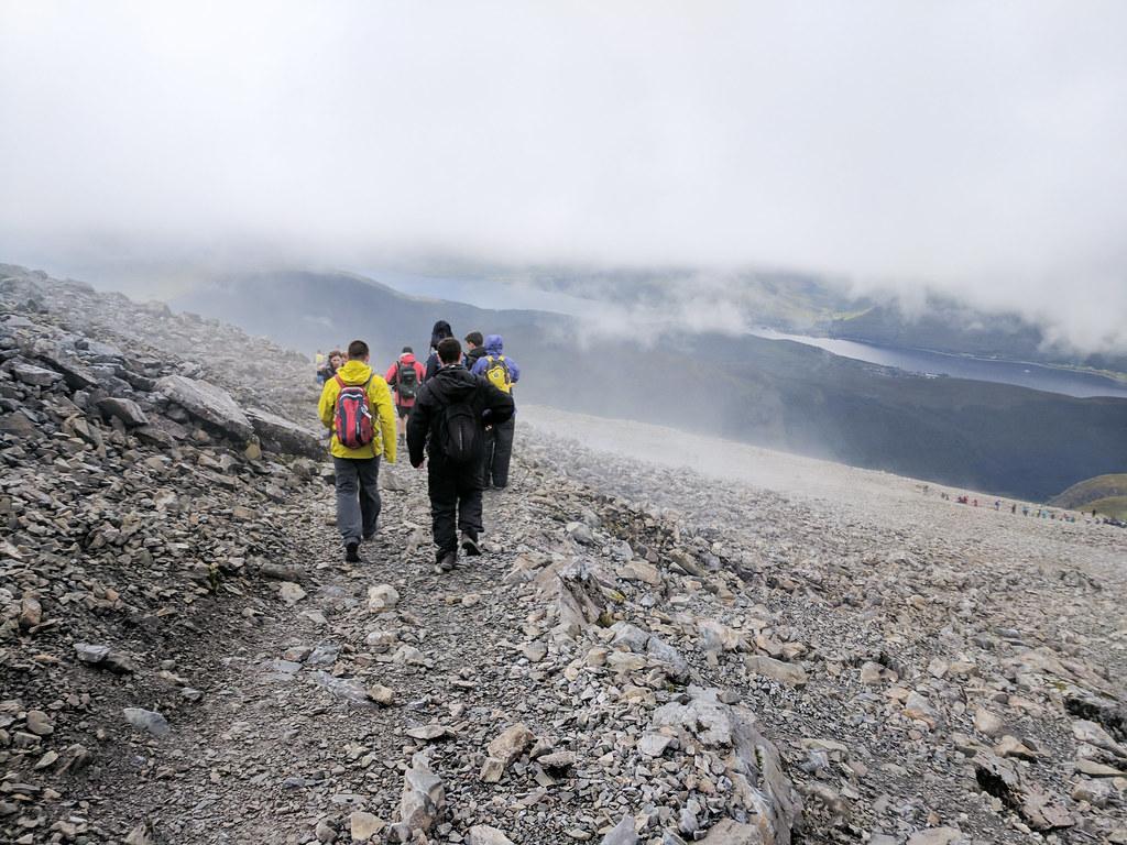 Ben Nevis Tourist Path