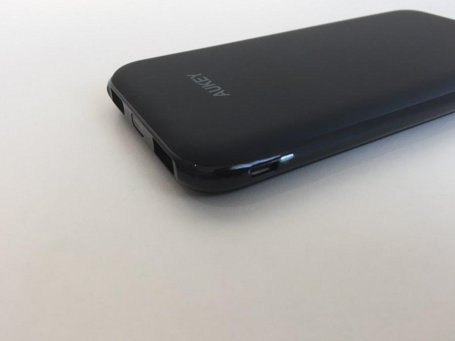 Test de la batterie 10000 mAh Aukey PB-N51 8
