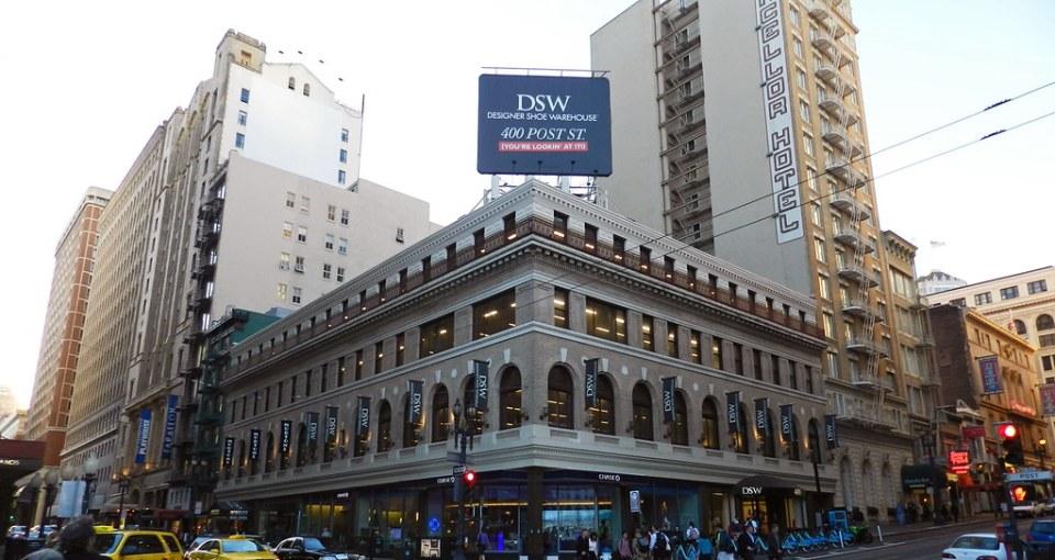 Union Square edificios San Francisco California EEUU 02