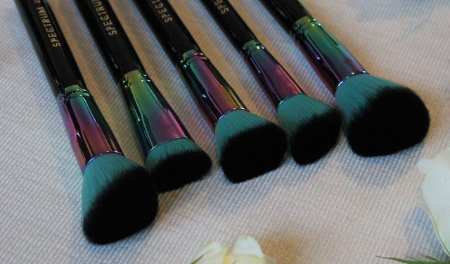 Spectrum Collections Siren Vegan Brushes