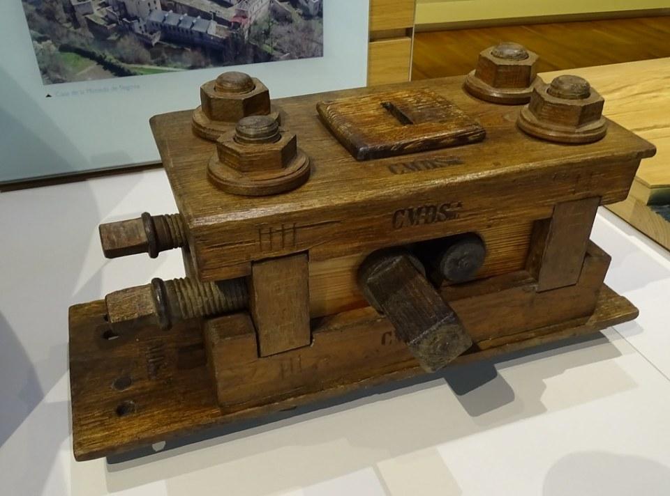 Segovia Museo Provincial El Real Ingenio de la Moneda 02