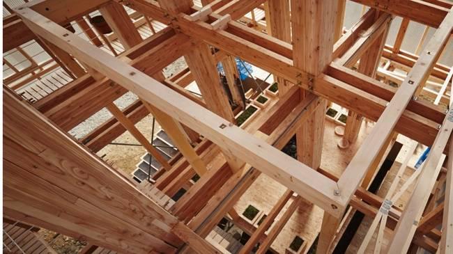 konstruksi kayu