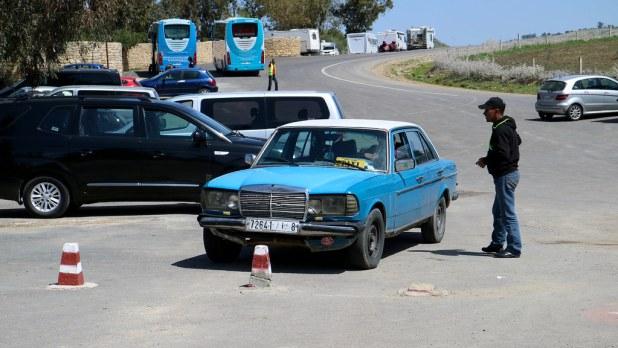 Taxi compartido hasta Volubilis