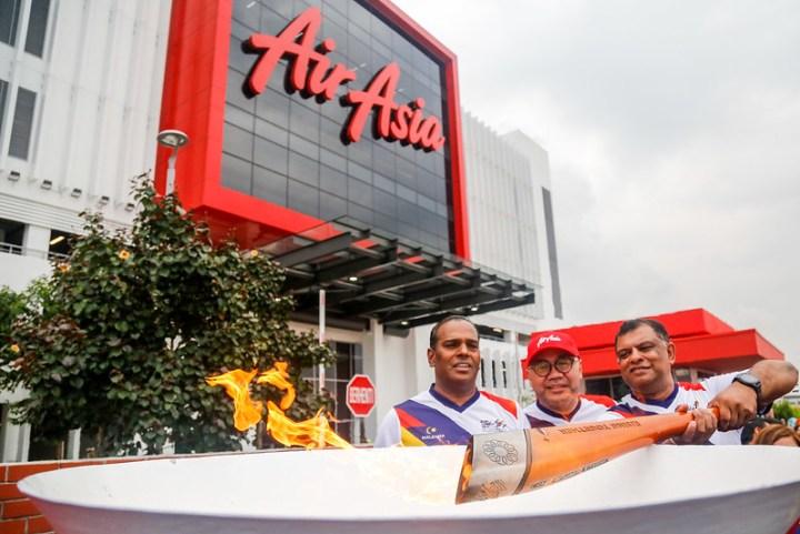 Obor Kuala Lumpur 2017 tiba di AirAsia RedQ