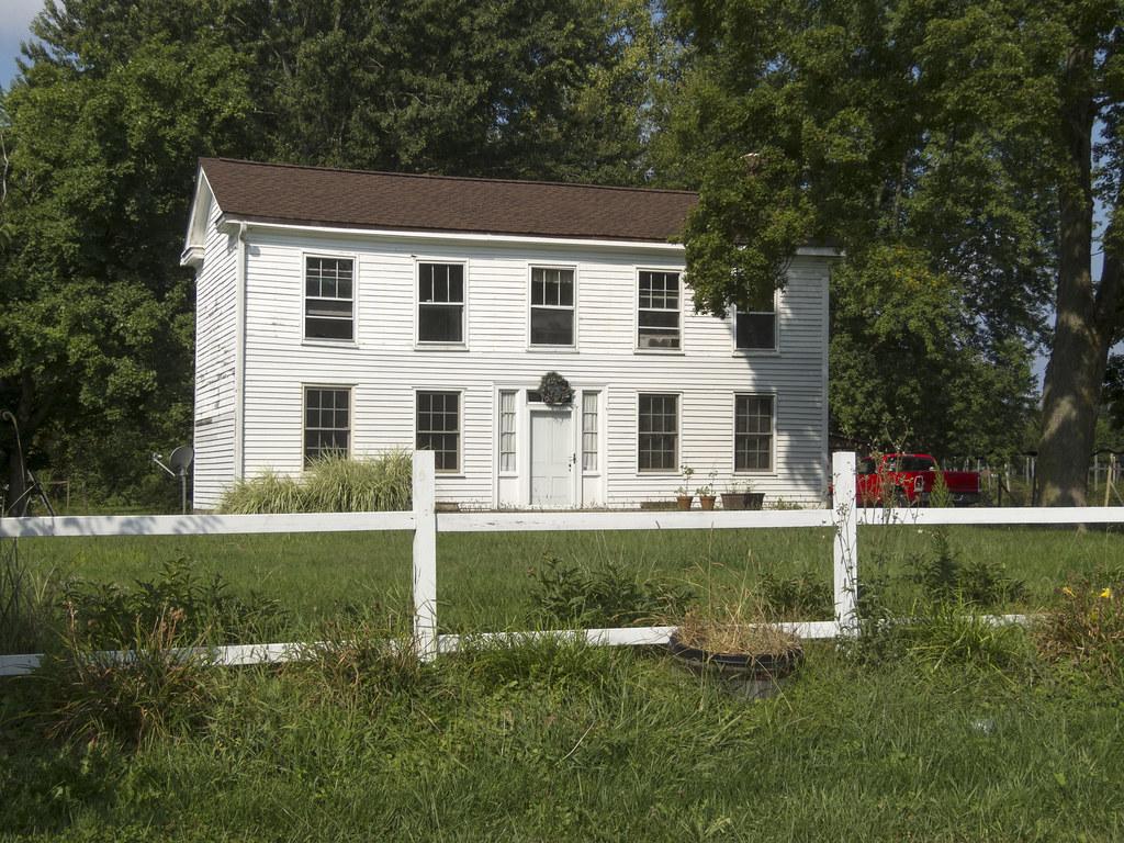 1840s farmhouse