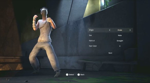 Absolver - Character Customization