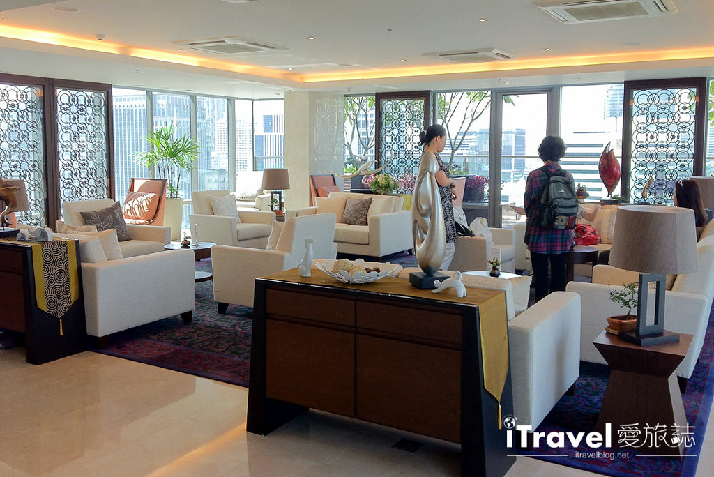 曼谷斯瓦特爾飯店 Sivatel Bangkok Hotel (3)