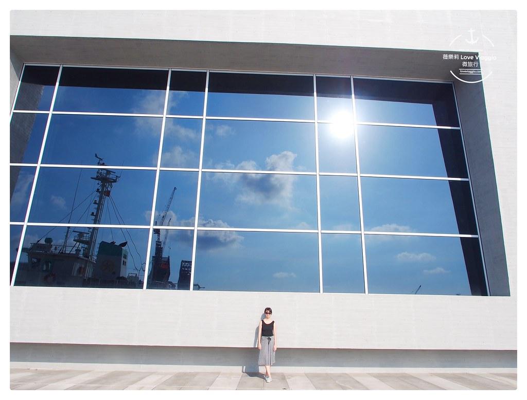 亞洲新灣區,光榮碼頭,旅運中心,流行音樂中心,駁二,高雄展覽館,高雄景點,高雄輕軌 @薇樂莉 Love Viaggio   旅行.生活.攝影