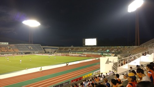 Final score 3-0 to Tokyo...