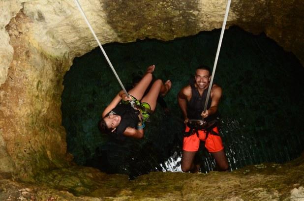 Cenote en Jungla Maya