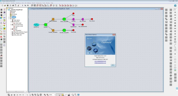 Working with Noesis Optimus 10.19 full license