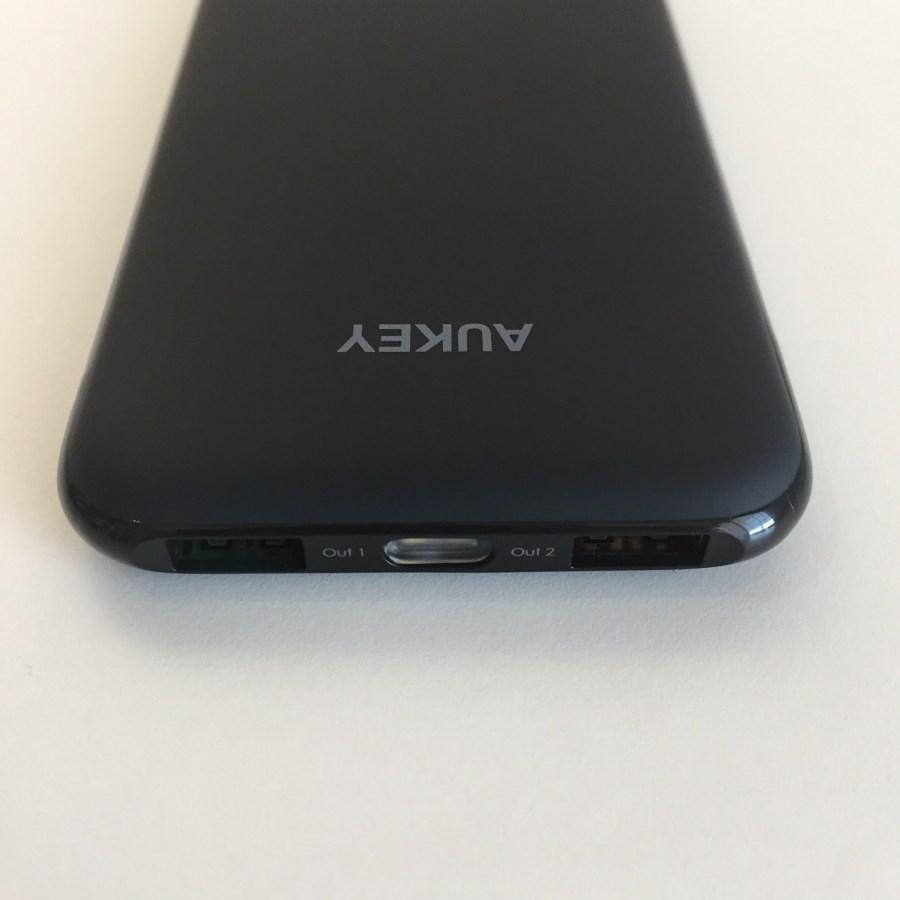 Test de la batterie 10000 mAh Aukey PB-N51 7