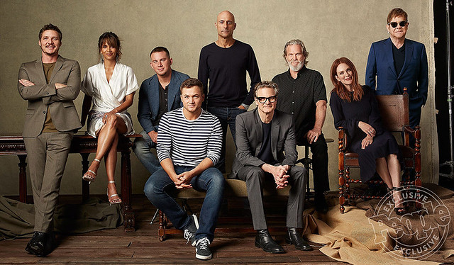 kingsman the golden circle cast