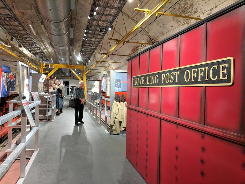 Mail Rail Exhibition