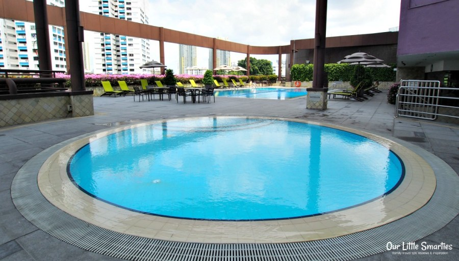Holiday Inn Singapore Atrium Kids Pool