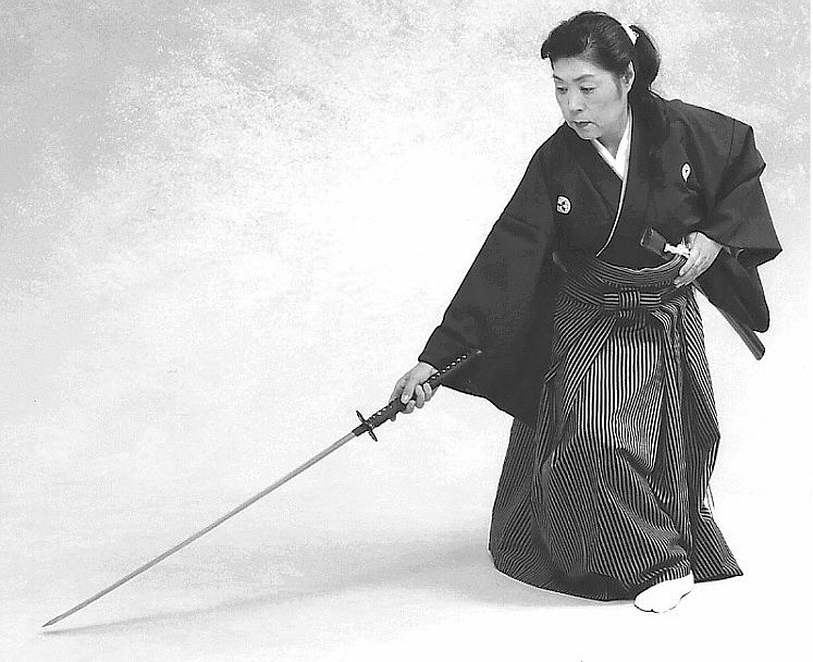 Shimizu Nobuko sensei