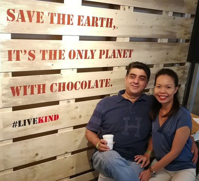 CoffeeFest 2017 Couple Time